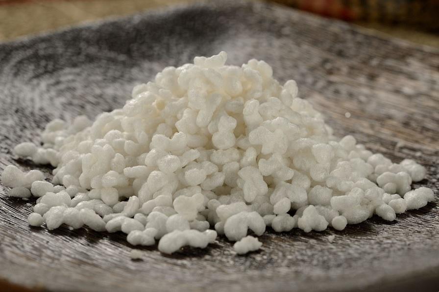 Farinha de tapioca, comercializadas pela distribuidora Combu Produtos da Amazônia
