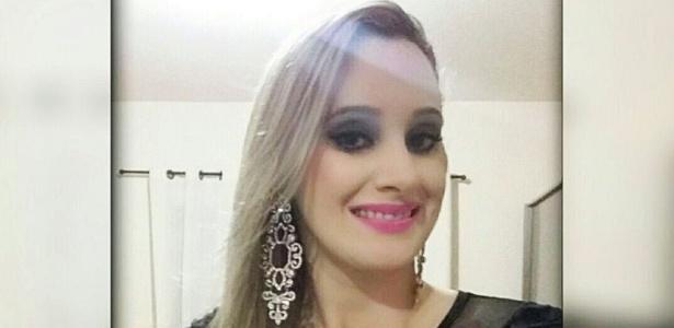 A operadora de caixa Simone Marca, 30, foi morta pelo seu ex-namorado durante uma missa no interior de Minas Gerais