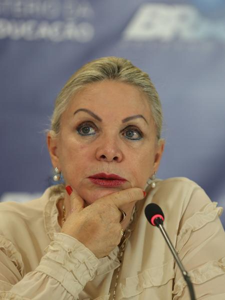 Maria Inês Fini, presidente do Inep - Fabio Rodrigues Pozzebom - 19.out.2016/Agência Brasil