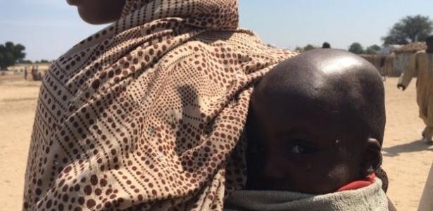 Abdullahi corre o risco de morrer de fome, diz sua mãe