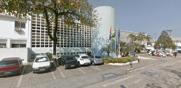 No começo de junho, 372 armas foram roubadas no Fórum Criminal do Guarujá, no litoral paulista