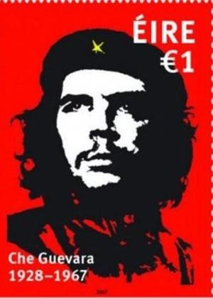 Selo comemorativo aos 50 anos da morte de Che Guevara foi lançado na Irlanda