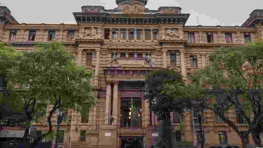 Prédio do TJ-SP (Tribunal da Justiça de São Paulo), na praça da Sé, em São Paulo (SP) - Avener Prado/Folhapress
