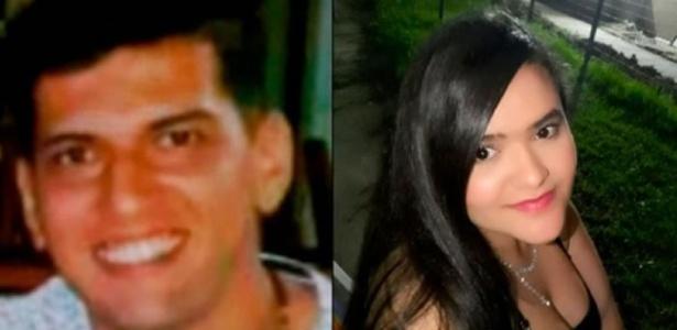 Andres Aluan Rey, 23, e Diana Paola Zuluaga, 22, viviam em Ilhéus (BA) há pouco mais de seis meses - Reprodução Facebook