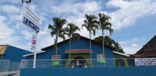 UBS em Pilar, na Grande Maceió, atendida pelo Programa Saúde da Família