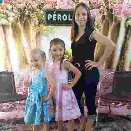 Fabiana Figueredo e as filhas morrem em acidente em Santa Catarina - Reprodução/Facebook