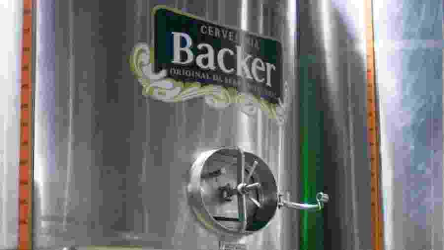 23.mai.2014 - A Cervejaria Backer está sendo investigada por uma de suas cervejas (Belorizontina) causar a intoxicação de ao menos 17 pessoas; o registro acima é referente ao evento South Beer Cup, no dia 23 de maio de 2014 - Erwin Oliveira - 23.mai.2014/Framephoto/Estadão Conteúdo