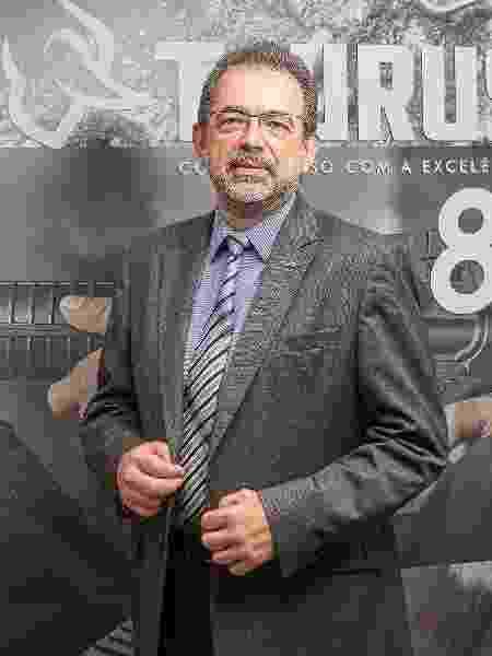 Salesio Nuhs, presidente da Taurus - Divulgação