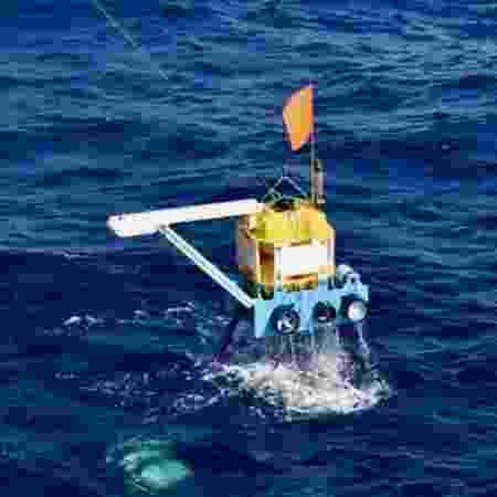 Descoberta foi possível graças a rede de sismógrafos submarinos - Imperial College London - Imperial College London