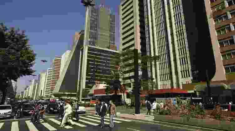 São Paulo registrou sua segunda maior média de temperatura máxima (36,8°C) - Getty Images - Getty Images