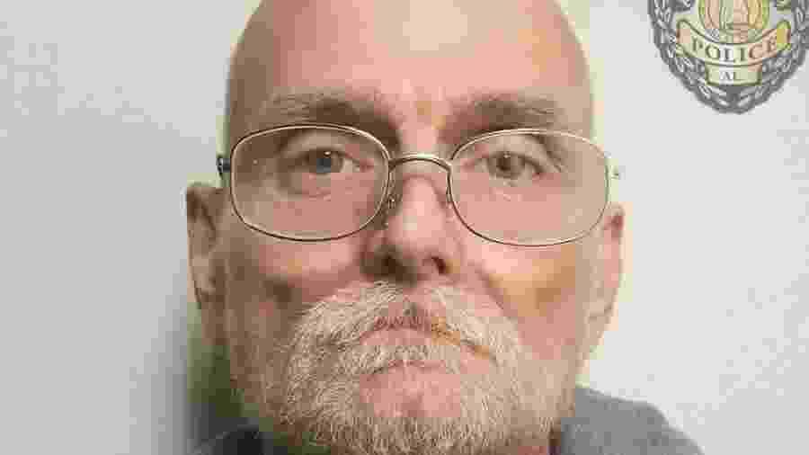 Johnny Dwight Whited, de 53 anos, ligou para a polícia no estado americano do Alabama, para confessar um assassinato que cometeu em 1995  - Reprodução/Facebook/Decatur Police Department Alabama