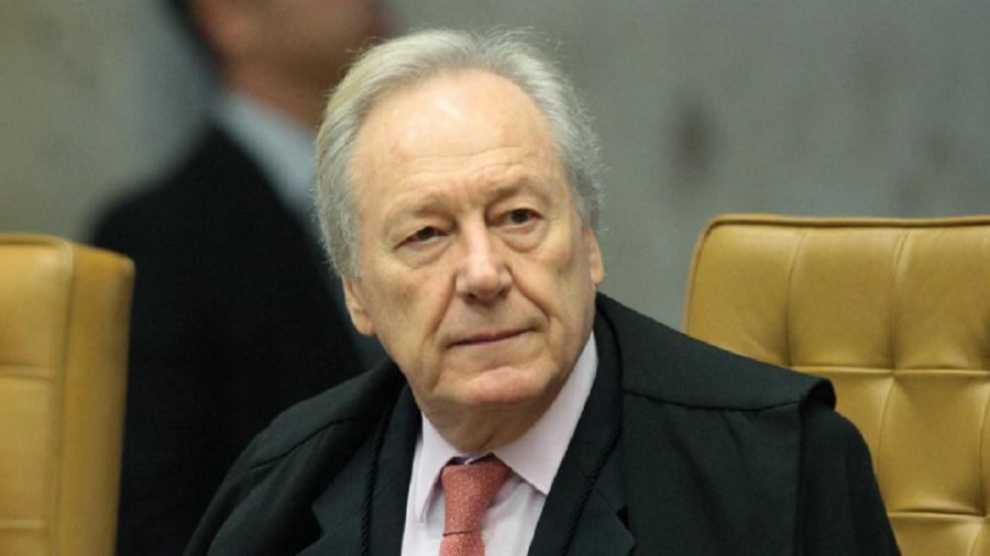 Ministro Ricardo Lewandowski; grupo de procuradores querem que ele recue em decisão favorável ao ex-presidente Lula - Carlos Moura - SCO/STF
