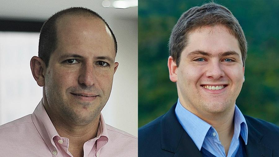 Rafael Pereira (esquerda), presidente da ABCD, e Renan Schaefer, diretor-executivo da ABFintechs, falam sobre crescimento do crédito digital em 2020 e 2021 - Vicente Sulzbach e Norton Jose