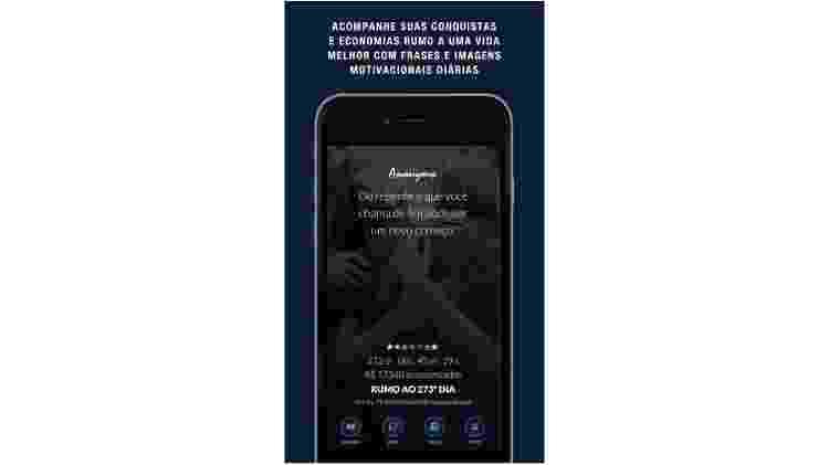 App Anynomo - Reprodução - Reprodução