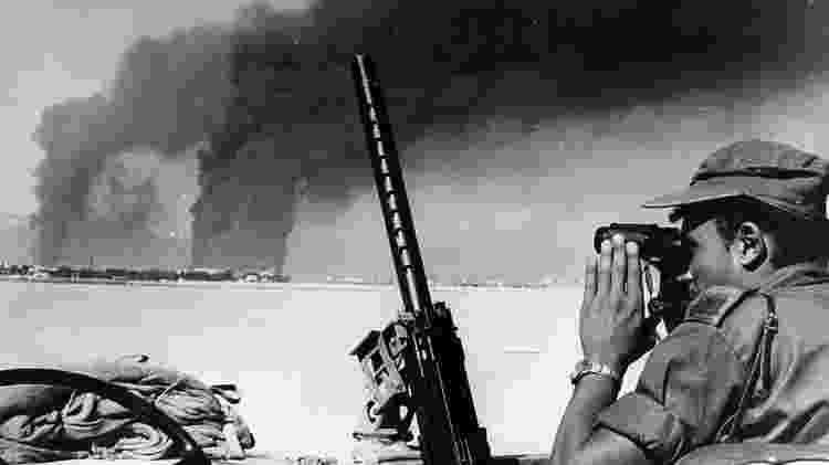 Israel venceu a guerra em apenas seis dias - Getty Images - Getty Images