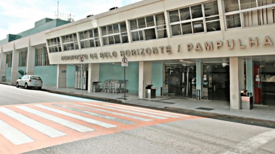 O leilão prevê a concessão para ampliação, manutenção e exploração do Aeroporto da Pampulha, em Belo Horizonte - Reprodução