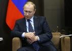 O resultado da grande aventura síria de Putin: morte de russos, aviões derrubados e atrito com aliados - Maxim Shipenkov/AFP