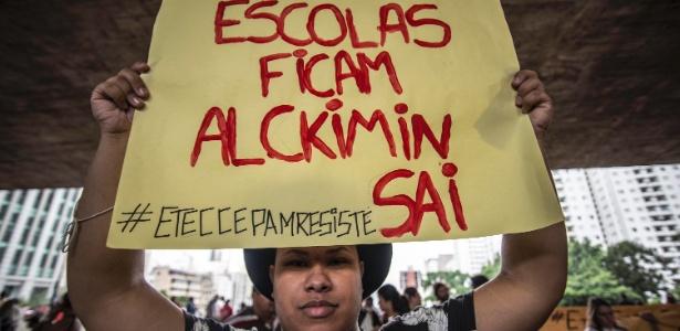 Análise de federal contesta reorganização escolar em São Paulo - Cris Faga/Fox Press Photo/Estadão Conteúdo