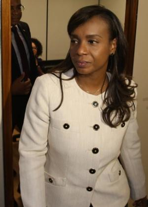 Deputada federal Tia Eron (PRB-BA)