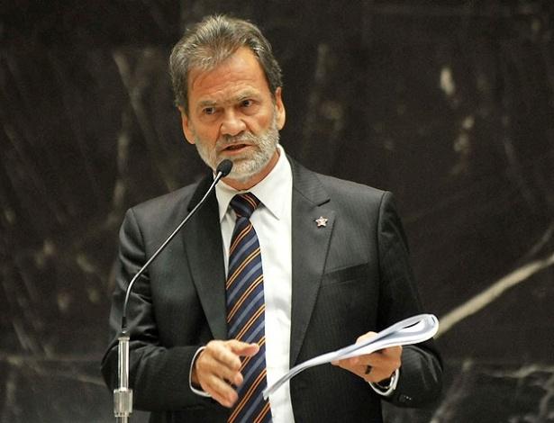 O deputado estadual e líder do governo de Minas na Assembleia Legislativa, Durval Ângelo de Andrade