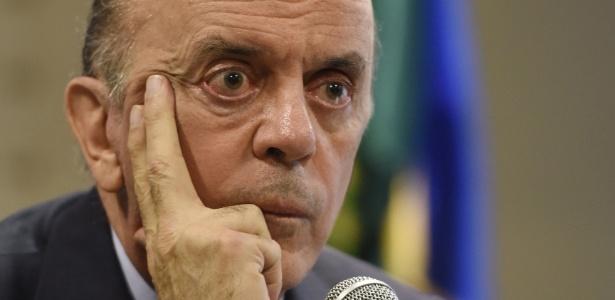 José Serra (foto) apoiou Andrea Matarazzo nas prévias do PSDB na capital paulista