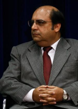José Bonifácio Borges de Andrada durante evento em que a AGU (Advocacia-Geral da União) comemorou seus 18 anos de existência no Brasil