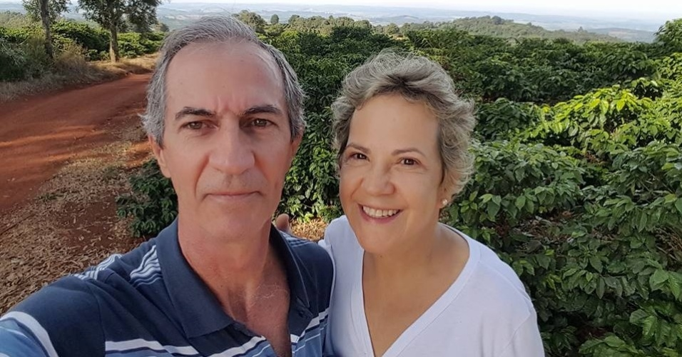 Abadia das Graças Ferreira (56) e Paulo Almeida (61), mortos na chacina em Campinas