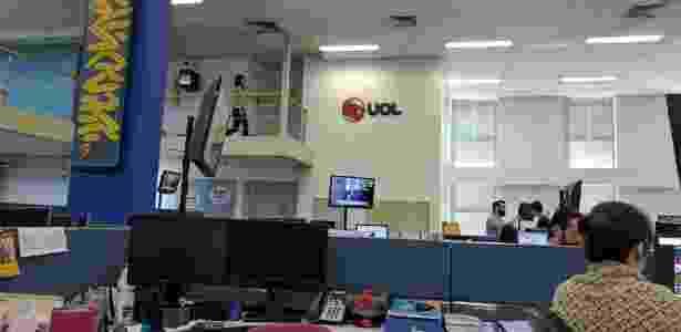 Foto sem zoom com a câmera do Google Pixel - Gabriel Francisco Ribeiro/UOL