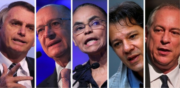 Veja como está a corrida presidencial, segundo pesquisa CNT/MDA