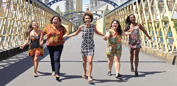 Juntas (PSOL-PE) é formado por Jô Cavalcanti, Kátia Cunha, Carol Vergolino, Joelma Carla e Robeyoncé Lima