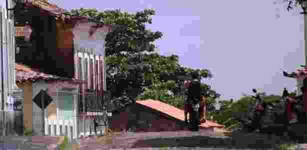 População da região teme possíveis impactos de projeto do governo para a base - Reprodução/Facebook - Prefeitura de Alcântara