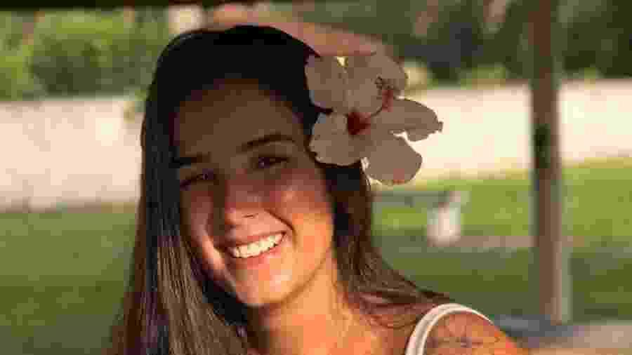 Maria Fernanda Ferreira de Lima morreu após ter recebido choque durante um festival de funk  - Reprodução