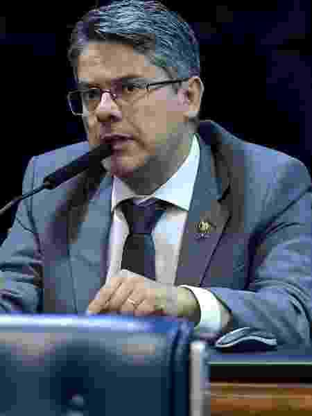 10.abr.2019 - O senador Alessandro Viera (PPS-SE) - Waldemir Barreto/Agência Senado