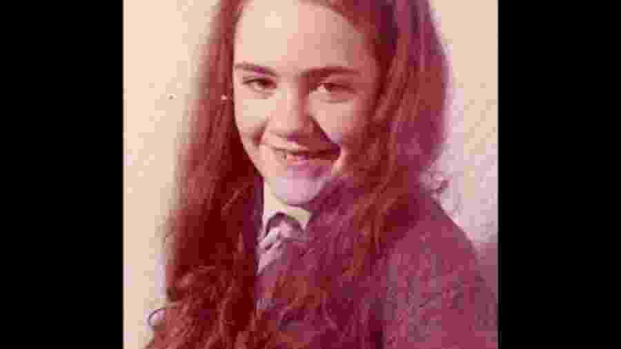 Marie McCreadie ficou 12 anos sem poder falar, até que um dia recuperou a voz - Cortesia de Marie McCredie
