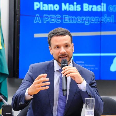 5.mar.2020 - Professor Israel Batista (PV-DF) - Cleia Viana/Câmara dos Deputados