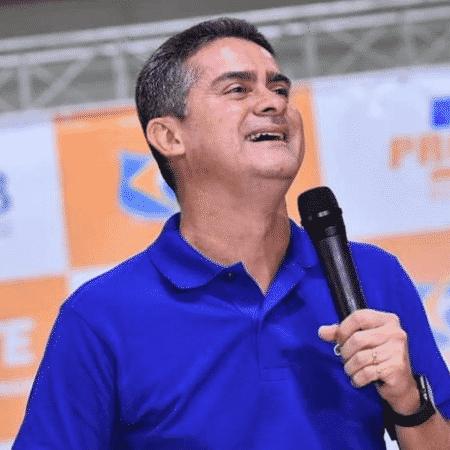 David Almeida, candidato do Avante, concorre em Manaus - Divulgação