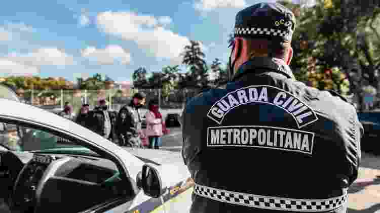 Guarda Civil Metropolitana de São Paulo receberá 20 fuzis e 10 carabinas - Marcelo Pereira/Prefeitura de São Paulo - 3.ago.2021 - Marcelo Pereira/Prefeitura de São Paulo - 3.ago.2021