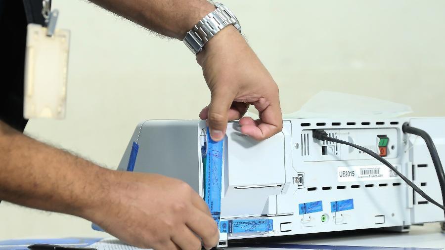 Senado rejeitou o retorno das coligações partidárias nas eleições proporcionais - Antonio Augusto/TSE
