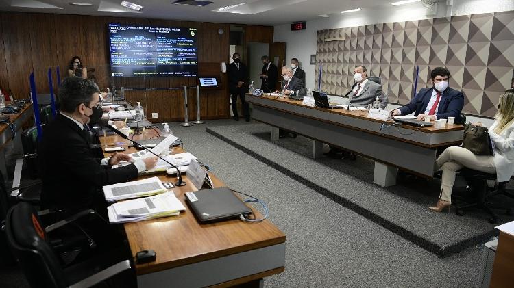 Oficialmente, a CPI da Covid tem como prazo final 5 de novembro. - Pedro França/Agência Senado - Pedro França/Agência Senado