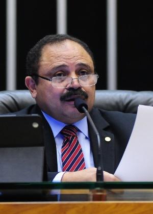 Presidente interino da Câmara, Waldir Maranhão, que decidiu anular a votação do Impeachment e voltou atrás
