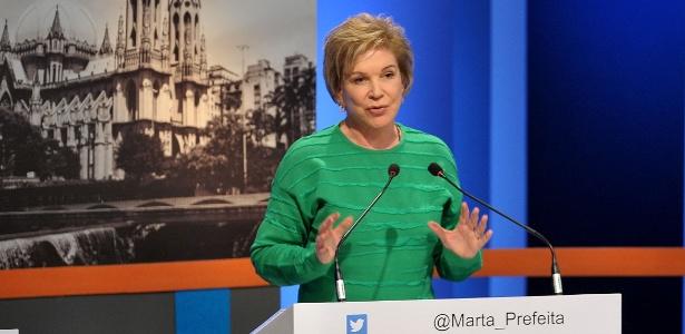 Senadora Marta Suplicy (PMDB) foi uma das beneficiadas pela decisão de Fachin