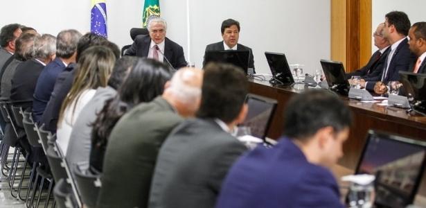 Presidente Temer aumentou o ritmo de encontros com políticos nos últimos dois meses