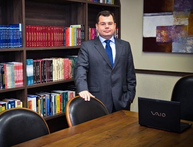 O advogado tributarista Francisco Zavascki, 37, filho do ex-ministro Teori Zavascki