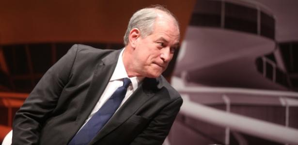 """""""Meu vice será definido na última semana de julho"""", disse Ciro"""
