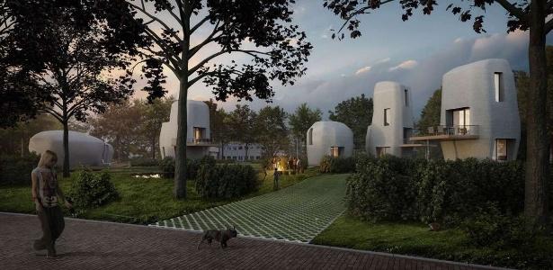 "Eindhoven receberá casas futuristas do ""Projeto Milestone"""