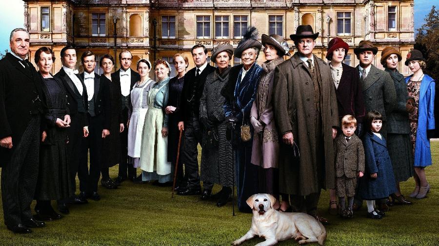 """""""Downton Abbey 2"""": série vai ganhar segundo filme derivado - Divulgação"""