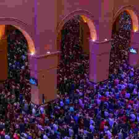 Prefeitura de Aparecida publicou decreto que autoriza a reabertura gradual do Santuário Nacional  - Roosevelt Cássio/UOL - arquivo