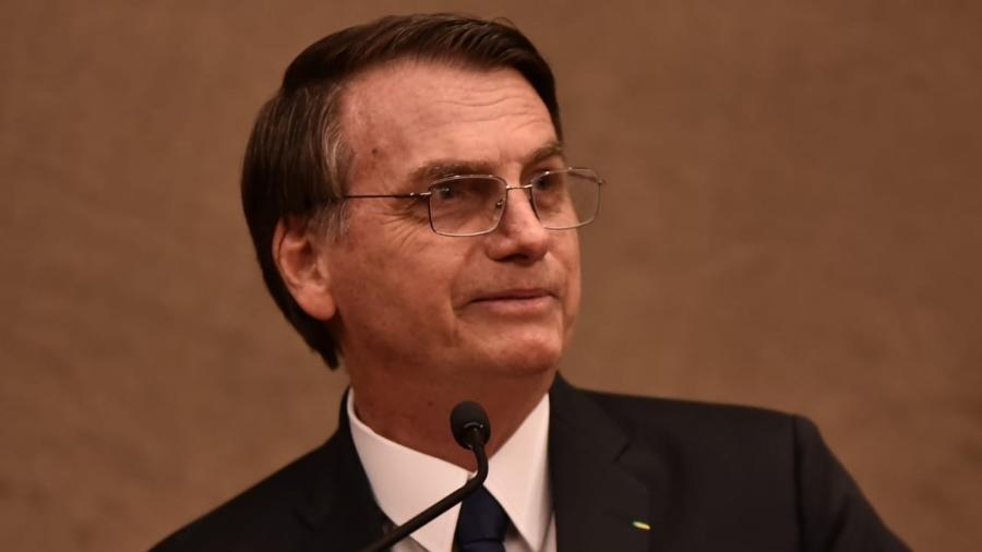 O presidente eleito Jair Bolsonaro  - Rafael Carvalho/Divulgação