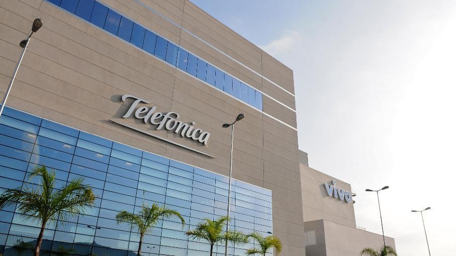 Datacenter da Telefônica, em Tamboré (SP) - Divulgação