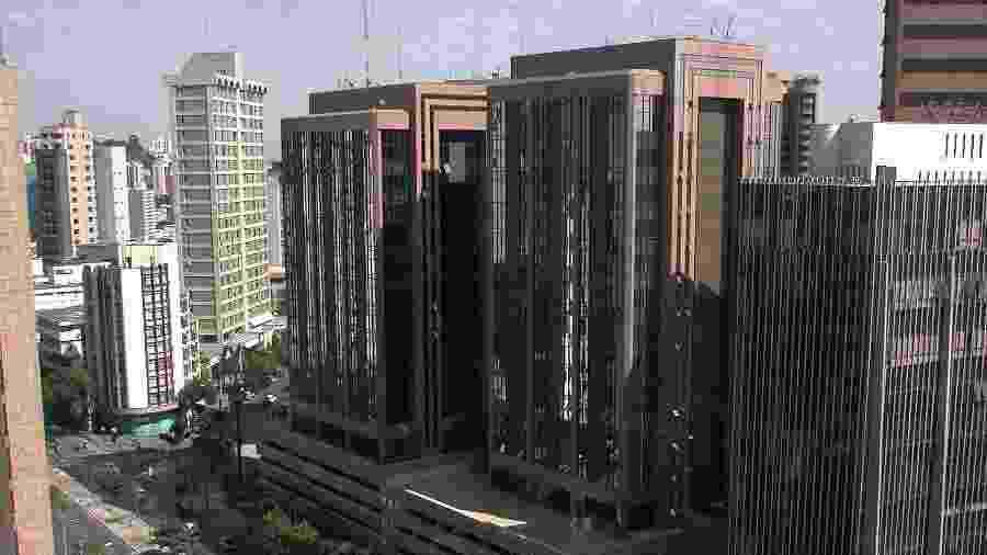Prédio do Ministério Público de Minas Gerais, em Belo Horizonte - Twitter/Ministério Público Minas Gerais/@MPMG_Oficial